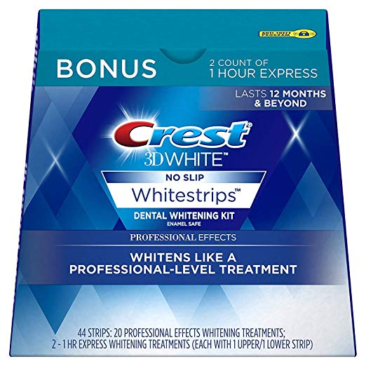 Crest 3D White Professional Ef…