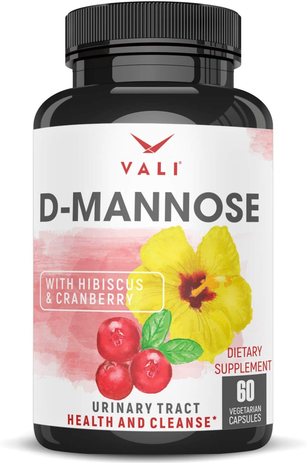 D Mannose 1000 mg Urinary Trac…