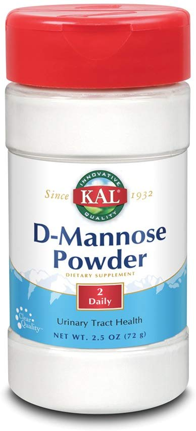 KAL D-Mannose 1600 mg Powder, Unflavored…