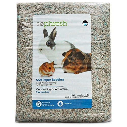 So Phresh Paper Small Animal Bedding, 60…