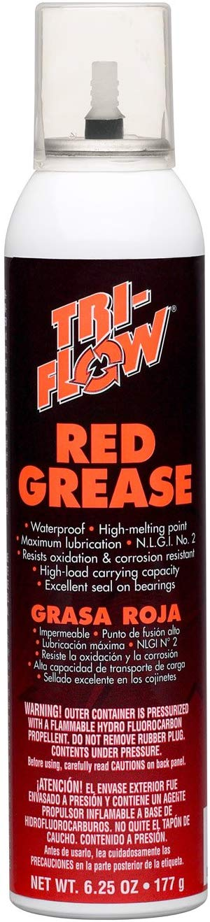 Tri-Flow TFBP20030 Red Grease …