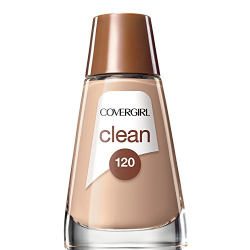 COVERGIRL Clean Makeup Foundation Creamy…