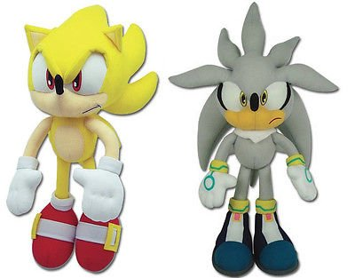 Great Eastern Sonic the Hedgehog Plush S…