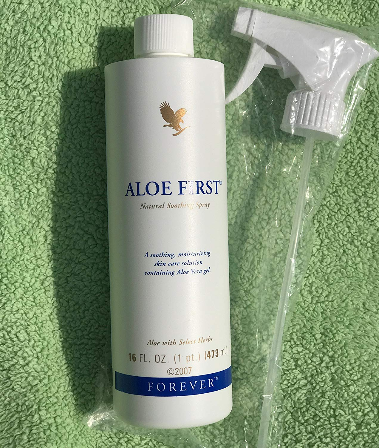 Aloe First Natural Soothing Sp…