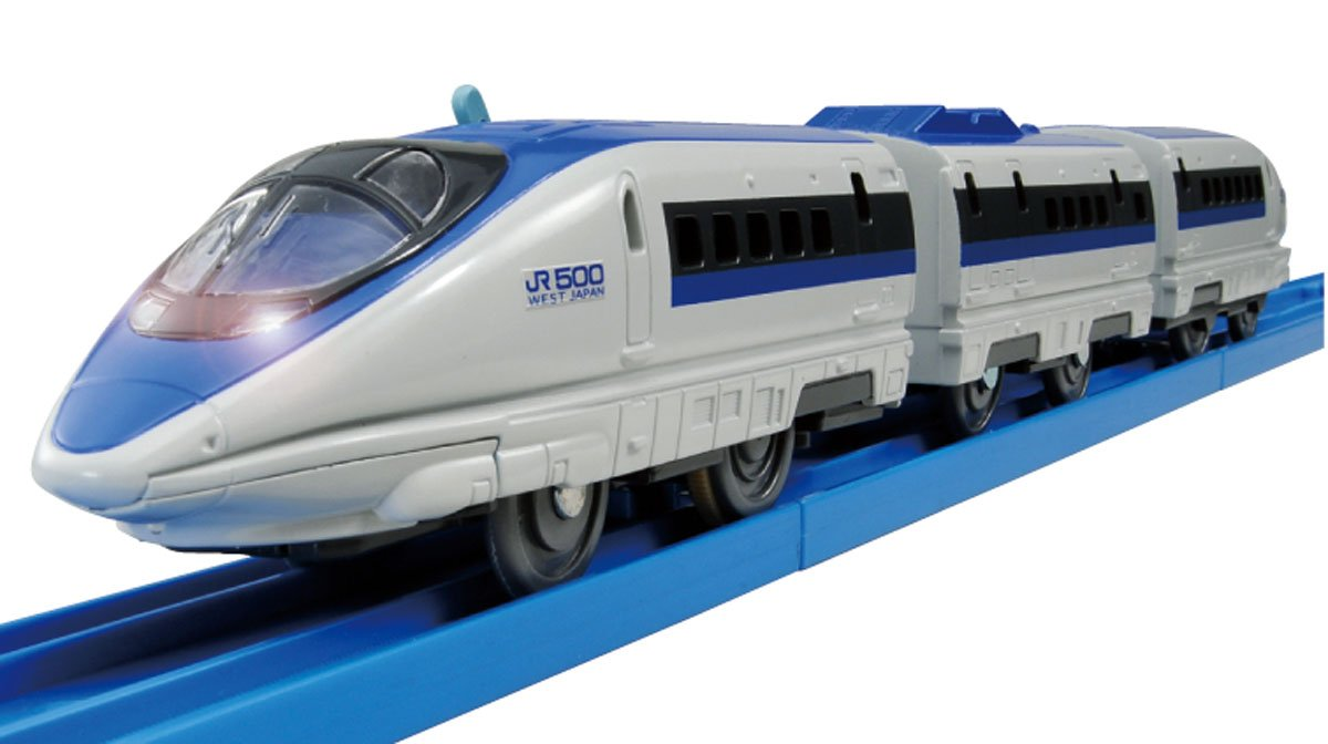 Tomica PraRail S-02 Series 500…