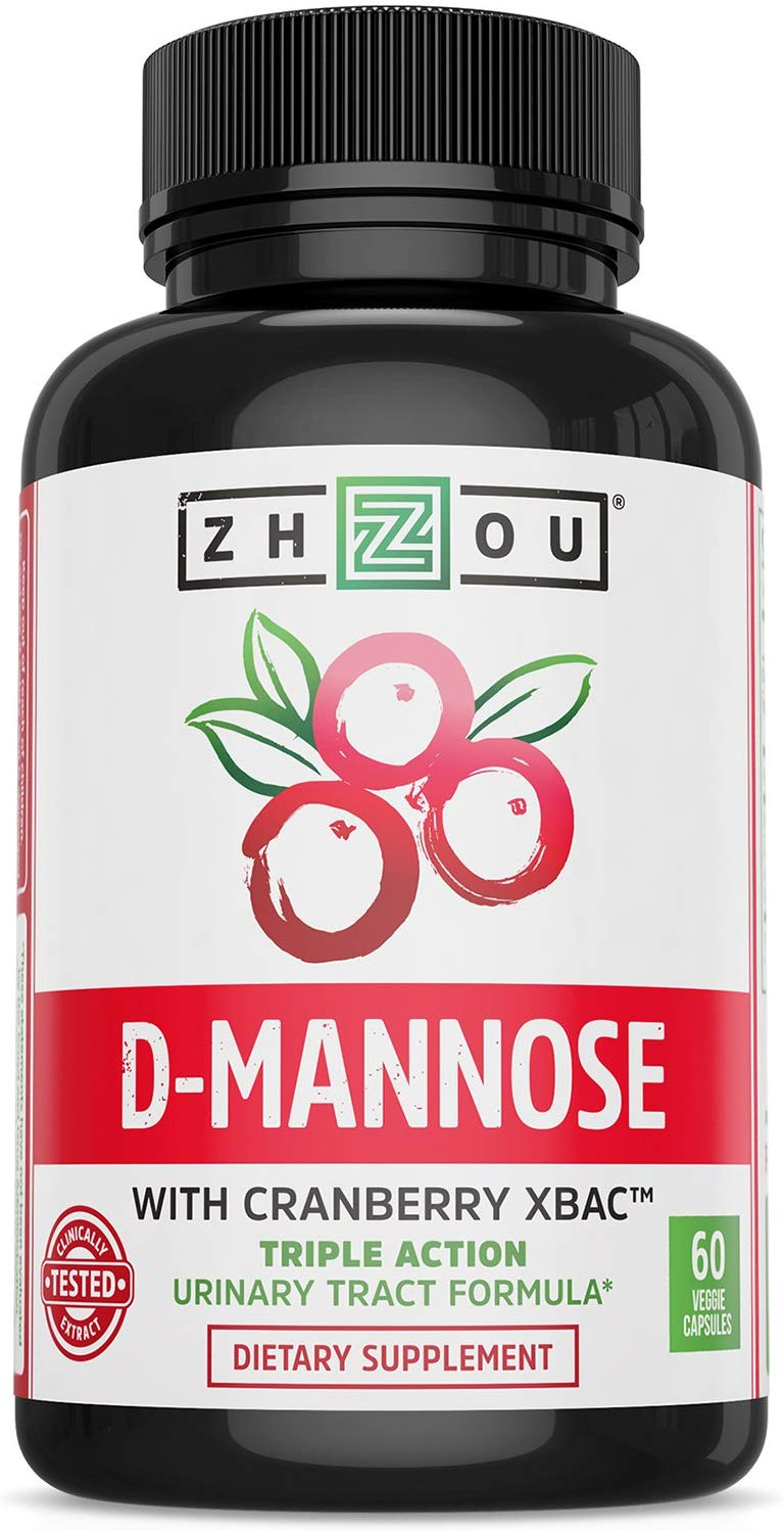 Zhou Nutrition D Mannose with …