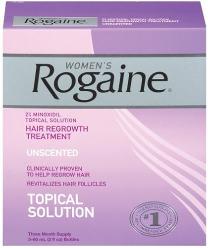 Rogaine for Women Hair Regrowt…
