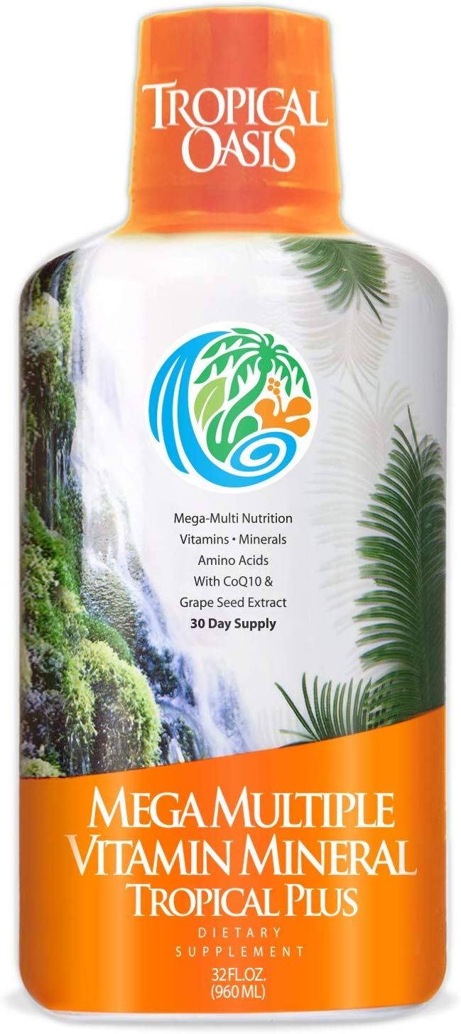 Tropical Oasis Mega Plus…