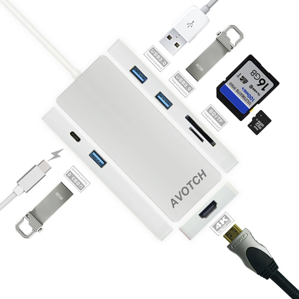 Avotch Digital AV Multi-port A…