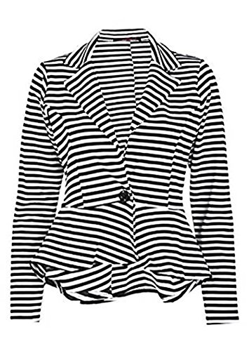 Zara Fashion -Womens Stripe Pr…