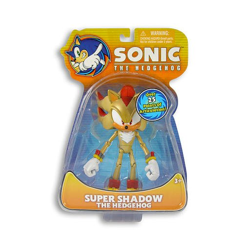 Sonic The Hedgehog Exclusive Action Figu
