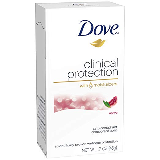 Dove Clinical Protection Antip…