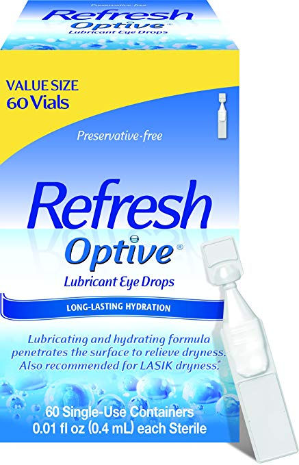 Refresh Optive Lubricant Eye D…
