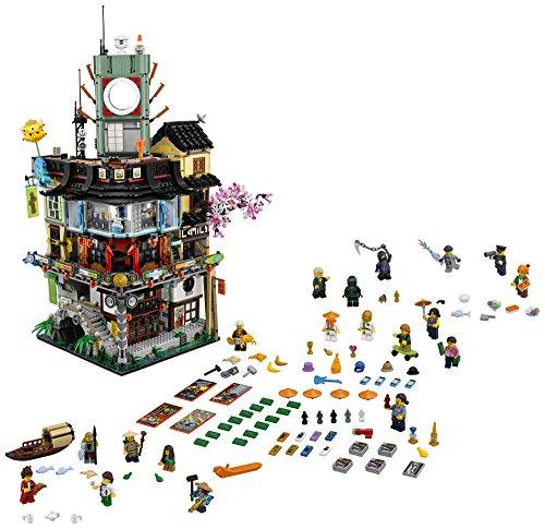 LEGO Ninjago Ninjago Cit…