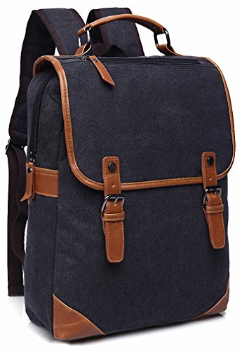 Kenox Vintage College Backpack…