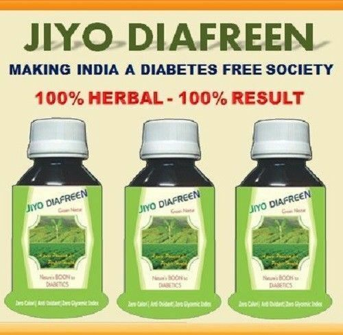 Jiyo Diafreen - Free from Diabetes - Ant…