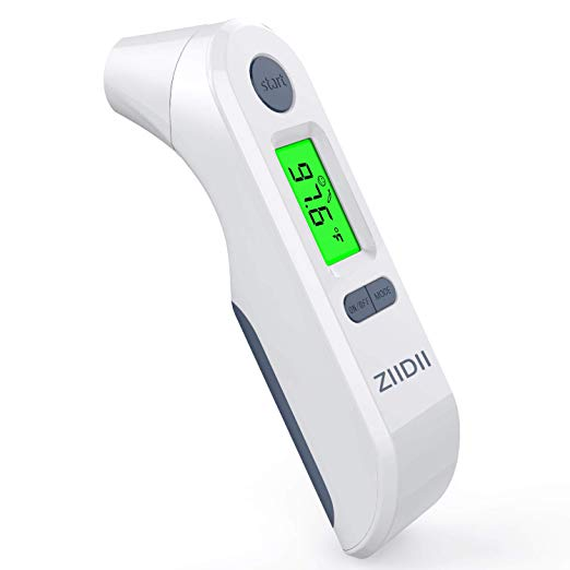 4 in 1 Ear and Forehead Digital Thermometer for Measuring Baby Body Temperature