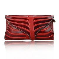 PIJUSHI Women Clutch Designer Leaf Purse…