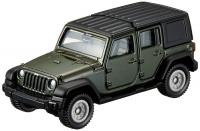 TOMICA No. 80 Jeep Wrang…