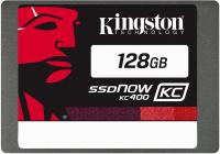 Kingston Digital 128GB KC400 SSD C2C 2.5…